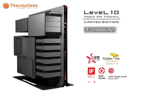 thermaltake level 10 titanium