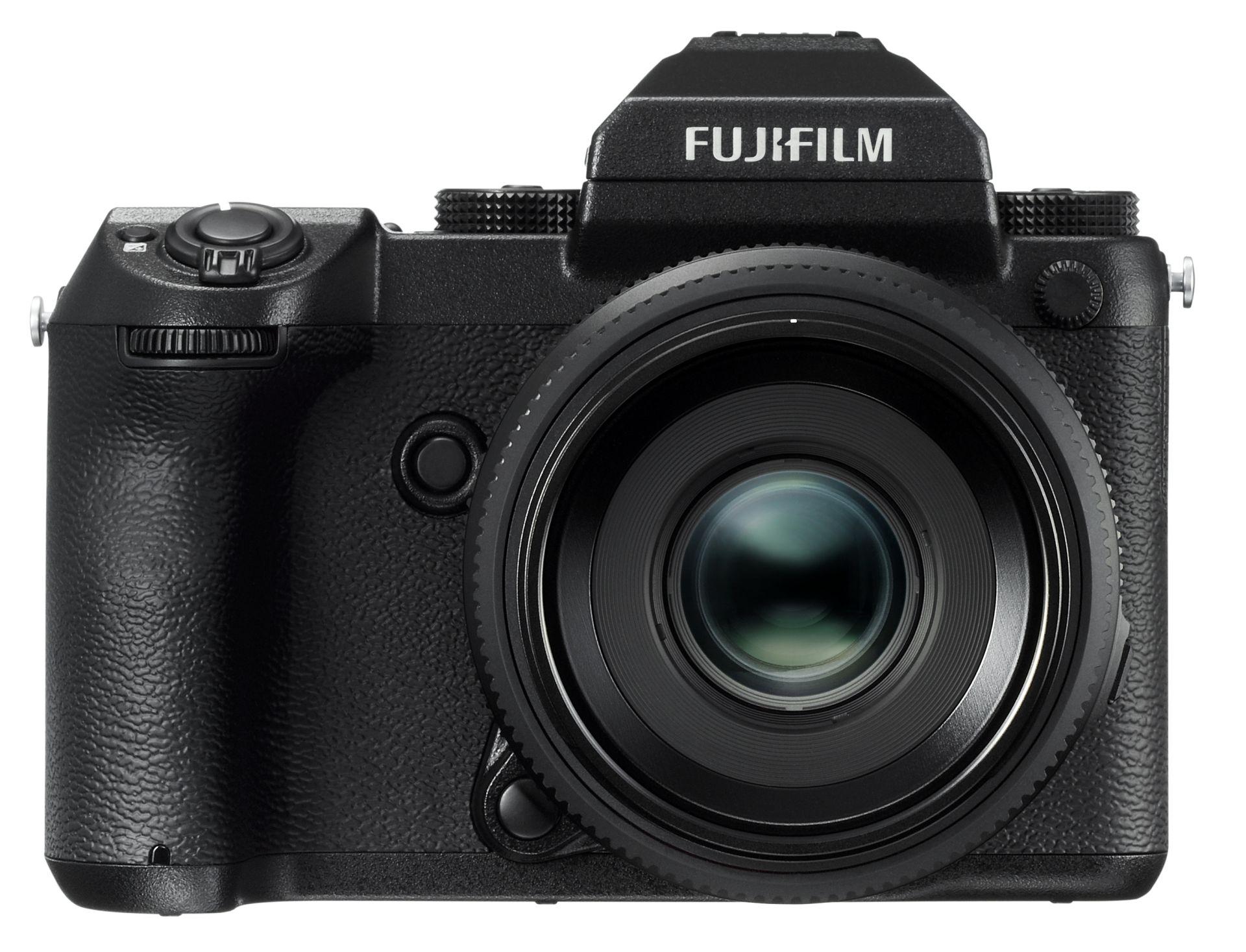Fujifilm überspringt das Vollformat - die Mittelformatkamera GFX 50S ...