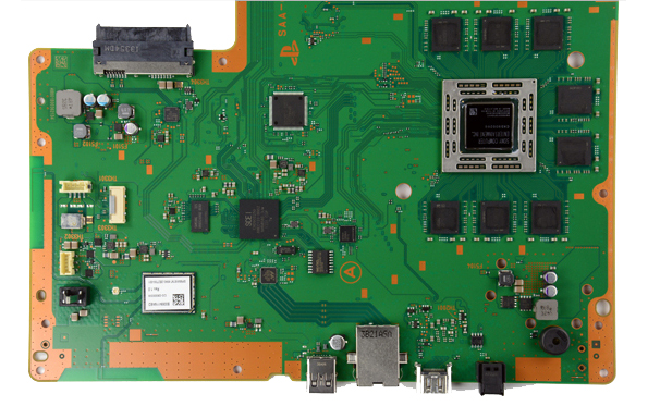 96401 fig2 Sony PS4 motherboard