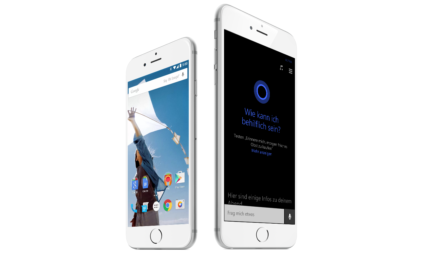 Cortana iPhone