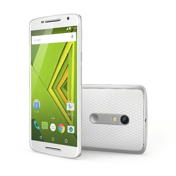 Moto X Play Front Back White 600x600