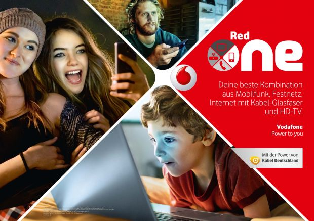 Vodafone Red One 145135 detailp