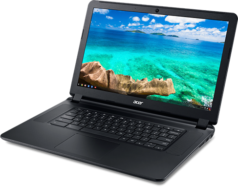 product chromebook 15