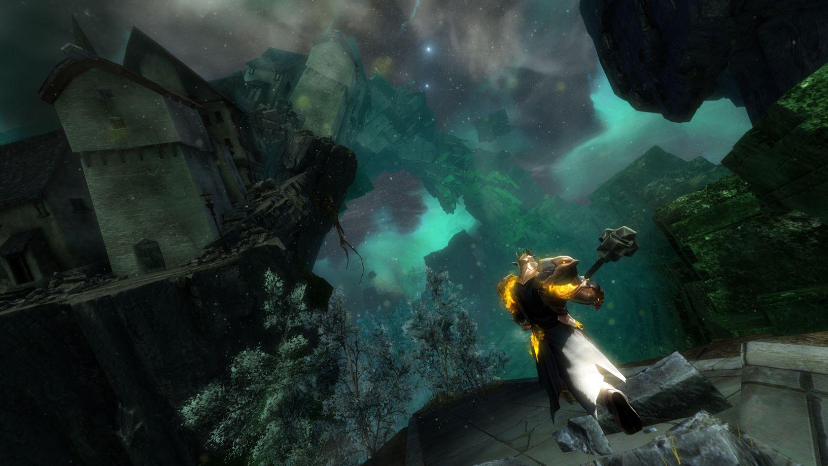 Arenanet Veröffentlicht Living World Season 3 Für Guild Wars 2