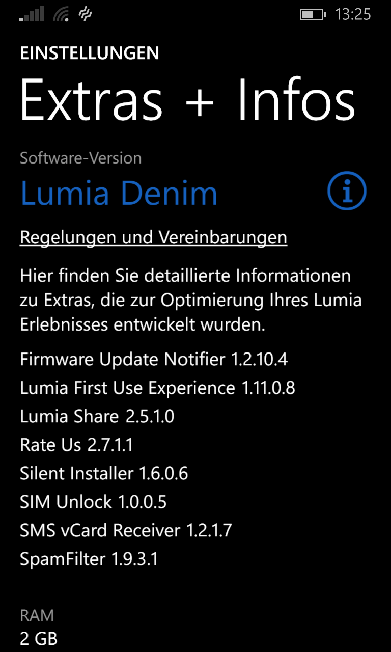 Lumia Denim