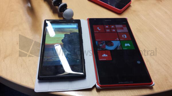 Lumia Phablet Size-Comparison