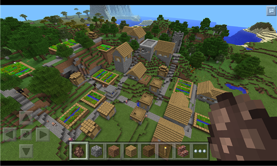 Minecraft Windowsphone 2