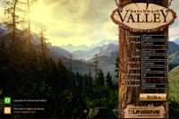 Screenshot zu Unigine Valley