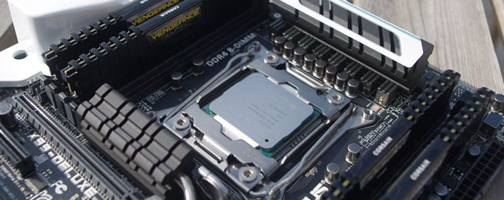 Test: Intel Core i7-5960X