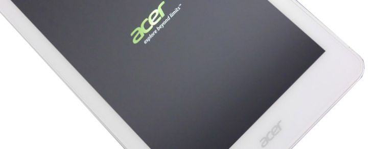 Test: Acer Iconia A1-840FHD