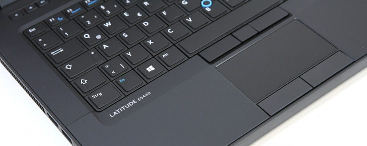 Test: Dell Latitude E5440