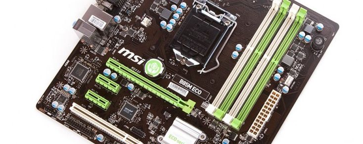 Test: MSI B85M ECO