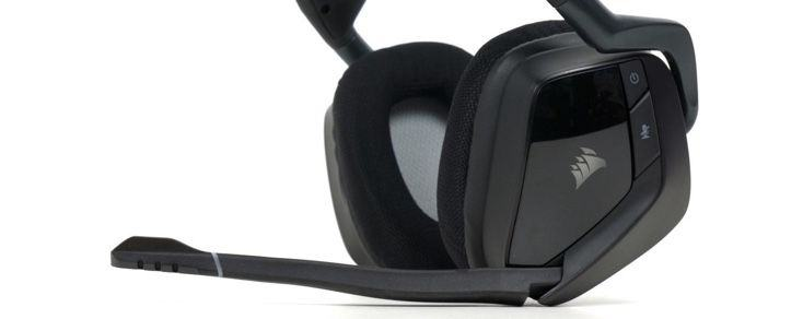 Corsair Void Pro Headsets im Test