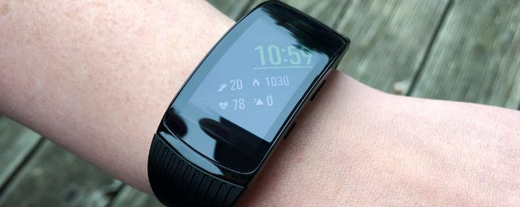 Test: Samsung Gear Fit2 Pro