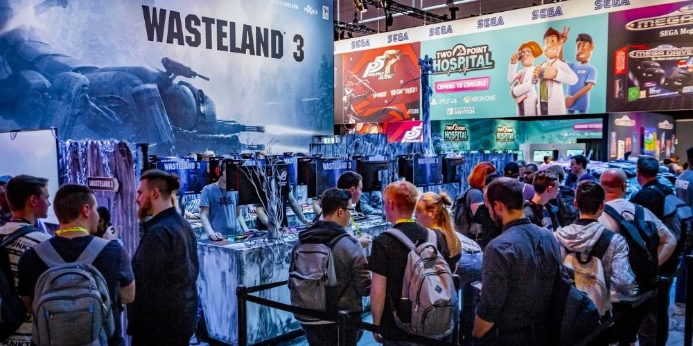gamescom 2019 in Köln