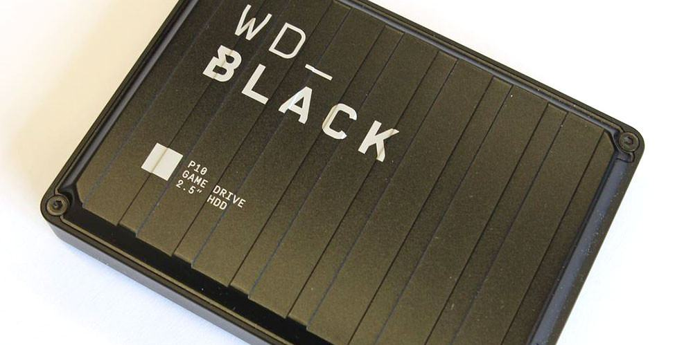 WD_Black P10 Game Drive